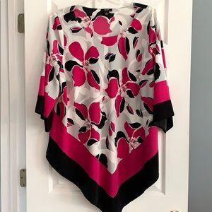 Alfani plus size blouse
